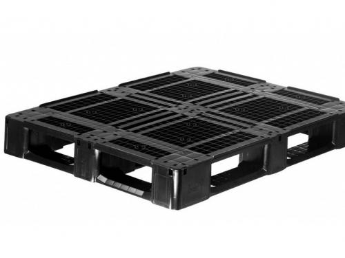 Plastic pallet IKP 1215 – 1200x1000